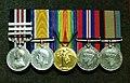 Ernest Corey medal group.jpg