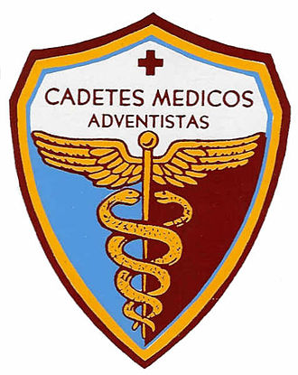 Medical Cadet Corps - Medical Cadets coat of arms
