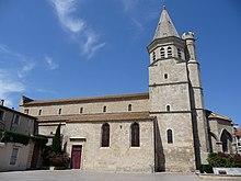 Església de la Magdalena (Besiers) - Vista algemeen - 2.jpg