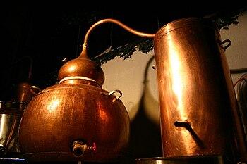 Esmeralda Distillery