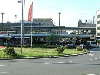 Essen Hauptbahnhof - Image: Essenhbf