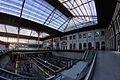 Estación de Príncipe Pío, intercambiador Cercanias-Metro.jpg
