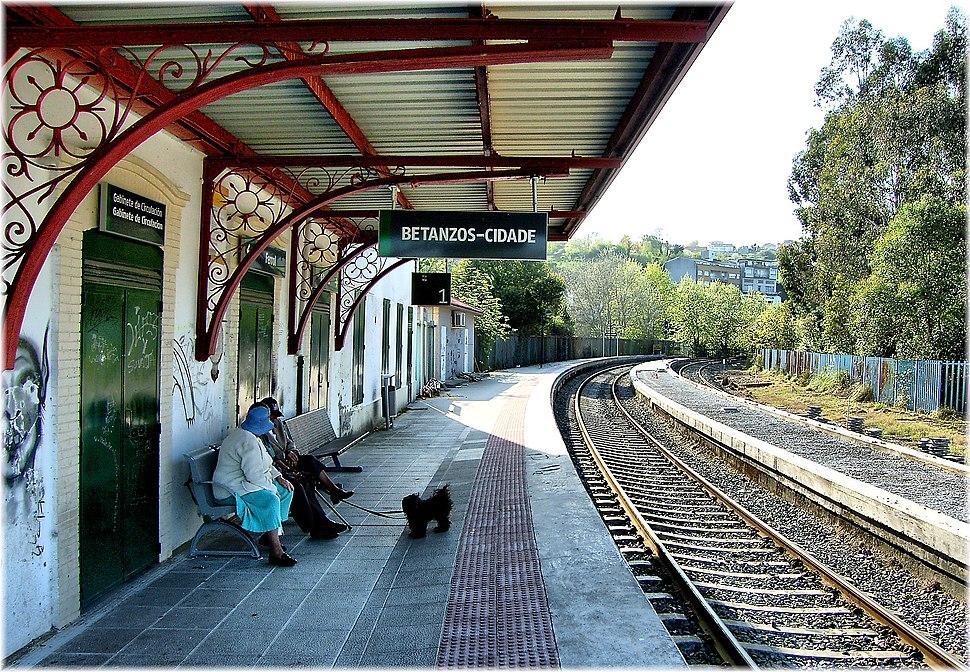 Estacion Betanzos Cidade - Jose Luis Cernadas Iglesias