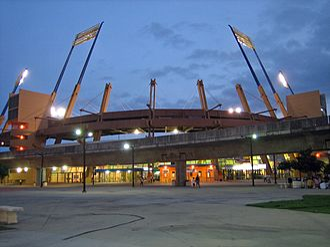 Puerto Rico Islanders - Juan Ramon Loubriel Stadium