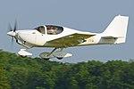 Europa Aviation Europa XS 'G-OPRC' (33924497102).jpg