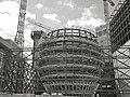 Europagebäude Brüssel, Baufortschritt Mai 2013 02.jpg