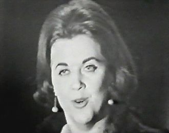 Switzerland in the Eurovision Song Contest - Image: Eurovision Song Contest 1965 Yovanna