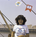 Eurovision Song Contest 1980 postcards - Samira Bensaïd 18.png