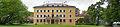 Evangelische Akademie Tutzing - Panorama Schloss vom See her (AutoStitch).jpg