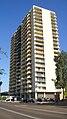 Executive Towers Condominiums - 2011-04-15 - North West.JPG