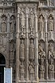 Exeter - Cathedral western façade 06.jpg