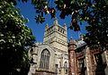 Exeter - Kathedrale St. Peter, gotisch ab 1112, Vierungsturm.jpg