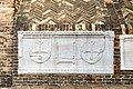 Exterior of Santi Giovanni e Paolo (Venice) - Tomb of Giovanni Barisano.jpg