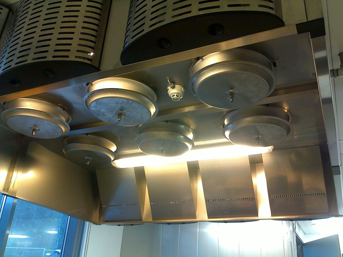 Commercial Kitchen Hood Installation Ct
