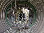 F-104G Starfighter Triebwerksraum (37646193426).jpg