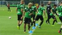 File:FC Groningen naar onrustige Arena.webm