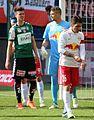 FC Red Bull Salzburg gegen SV Ried (April 2016) 23.JPG