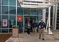 FEMA - 35428 - FEMA community relations team leaving the Disaster Recovery Center in Colorado.jpg