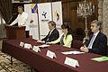 FIRMA DE ACUERDOS DE COLABORACIÓN ENTRE EL PROGRAMA DE CANJE DE DEUDA ECUADOR – ESPAÑA Y UNIVERSIDADES BENEFICIARIAS (14675703351).jpg