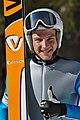 FIS Nordic Combined Continental Cup Eisenerz 2017 Ben Loomis DSC 1163.jpg
