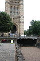 FORMER DOCK RETAINING WALLS TO MOAT AROUND JEWEL HOUSE, OLD PALACE YARD SW1 7.jpg