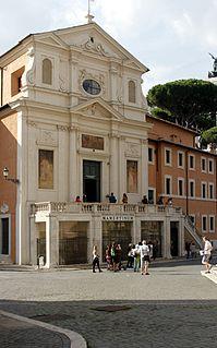 San Giuseppe dei Falegnami church