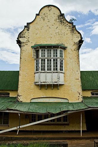 Zomba, Malawi - Facade in Zomba