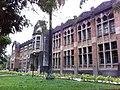 Fachada bloque 41, Biblioteca Efe Gómez Universidad Nacional de Colombia sede Medellín..jpeg
