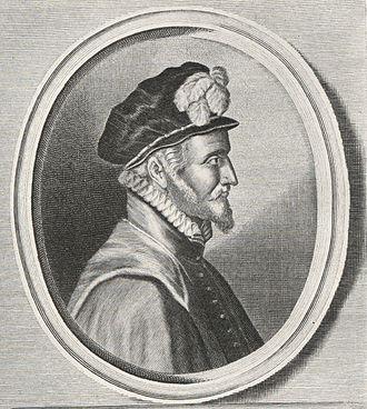Fadrique Álvarez de Toledo, 4th Duke of Alba - Don Fadrique Álvarez de Toledo, IV Duke of Alba.