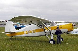 Fairchild 24 - 1944 Fairchild Argus III