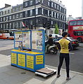 Falun Gong protest London 24.04.15.JPG