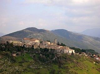 Comune in Latium, Italy