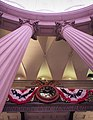 Federal Hall National Memorial Clock and Eagle.jpg