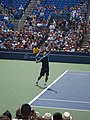 Federer on Armstrong (shots and serves) (8) (7856704020).jpg