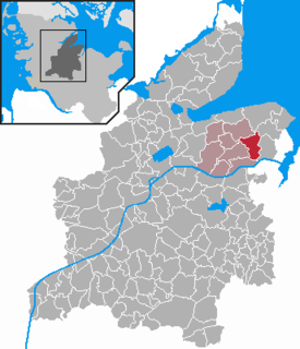 Felm Place in Schleswig-Holstein, Germany