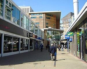 Feltham - The Centre, Feltham