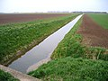 Fenland drain off Ramsey Road, Whittlesey, Cambs - geograph.org.uk - 153217.jpg