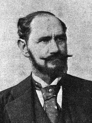 Ferdinand Mannlicher - Image: Ferdinand Ritter von Mannlicher 1904 C. Pietzner