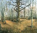 Ferdinand von Rayski - Wermsdorf Forest - Google Art Project.jpg