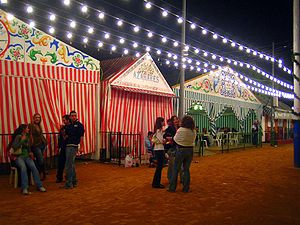 Feria Seville