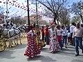 Feria de la Manzanilla, Sanlúcar de Barrameda, mayo 2009.JPG