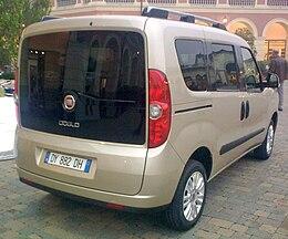 Fiat Doblo Wikipedia