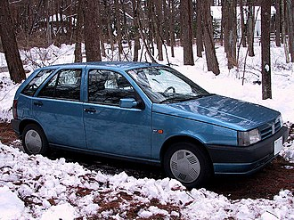 Type Two platform - Image: Fiat tipo f