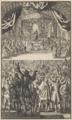 Filips II wordt tot koning van Portugal gekroond, 1581 - Jan Luyken.png