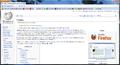 Firefox 11 displaying Firefox Wikipedia page.png