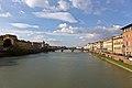 Firenze - vista sull'Arno.JPG