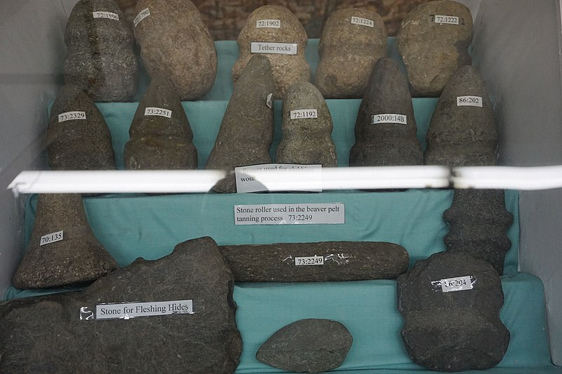File:First Nations stone tools.jpg