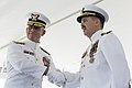 First change of command for Charleston's first National Security Cutter 150410-G-BD687-204.jpg