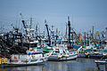 Fishing vessels in Chōshi, Chiba - Japan - 8 June 2013.jpg