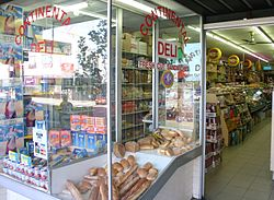 definition of delicatessen